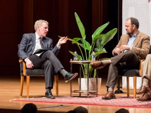 Jeff Polet and Ross Douthat discuss the future of American democracy.