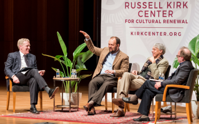 Watch: Ross Douthat discusses Trump and the Future of American Democracy with Mark Bauerlein and Sam Tanenhaus