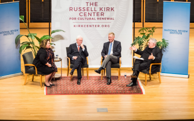 Watch: Russell Kirk and the Populist Moment
