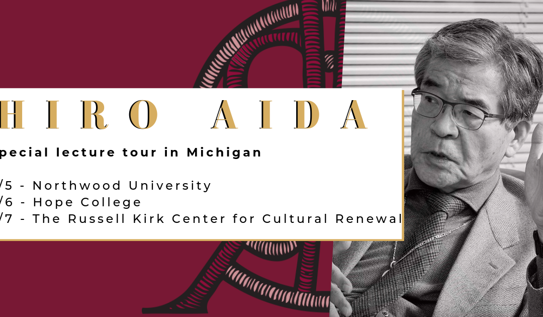 Professor Hiro Aida to make Michigan College Tour
