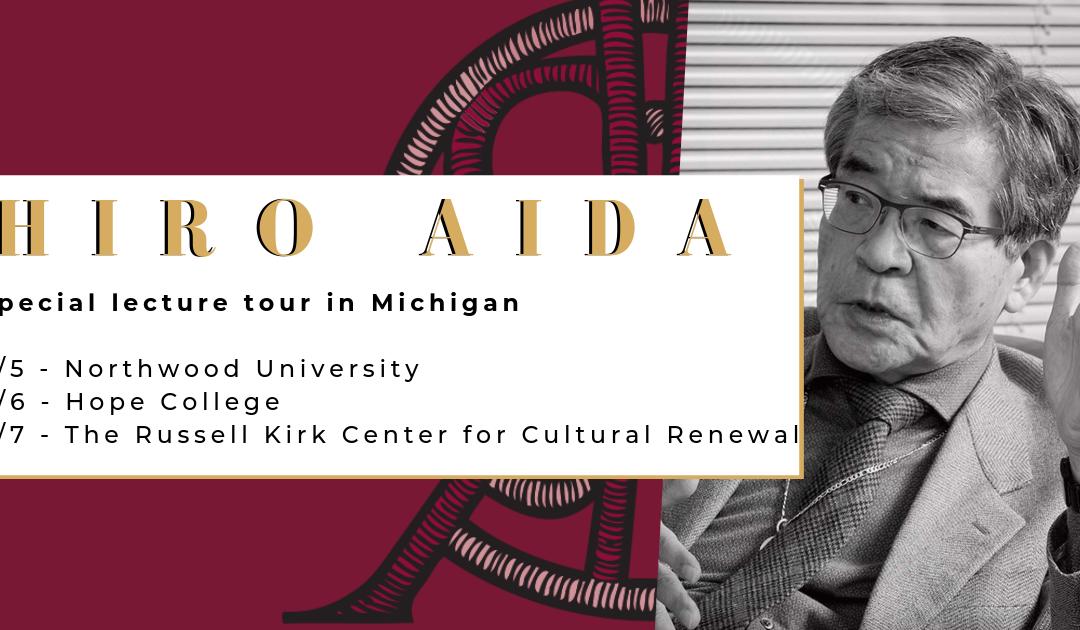 Professor Hiro Aida to make Michigan College Tour